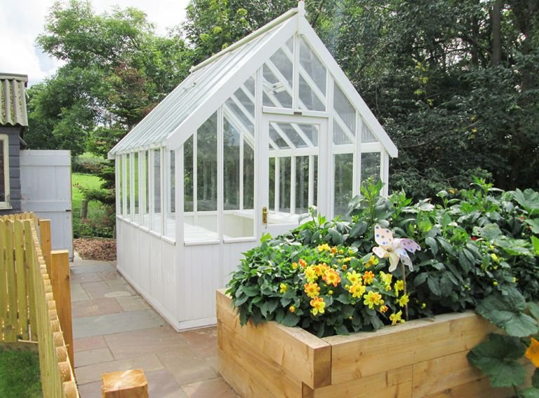 Greenhouse in Ivory