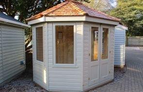 2.4 x 3.0m Wiveton Summerhouse