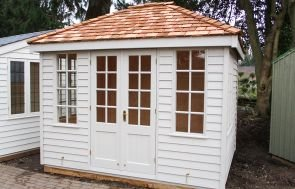 Cley Summerhouse in Valtti Twine