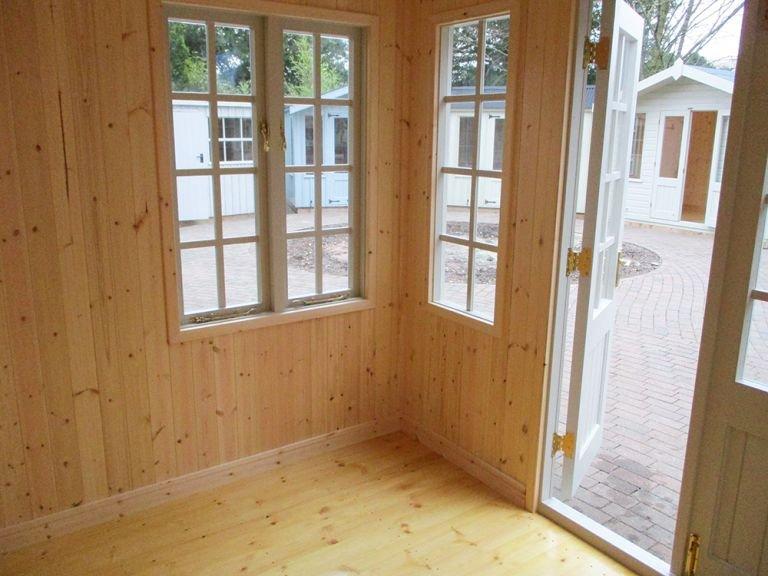 Cley Summerhouse - 2.4m x 3.0m (8ft x 10ft)