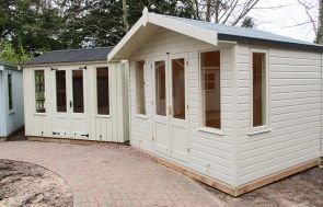 Chalet-style Summerhouse