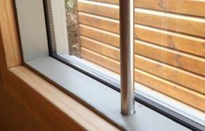 Garage - double glazing