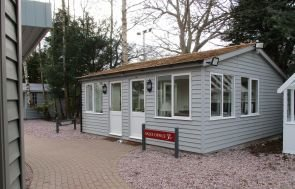 Trentham Site - sales office
