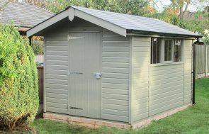 Superior Shed in Valtti Ash