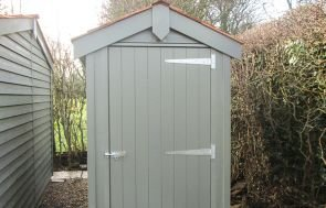 1.2 x 1.8m Superior Shed