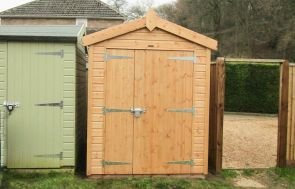 1.8 x 3.0m Superior Shed