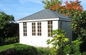 Cley Summerhouse in Valtti Sandstone