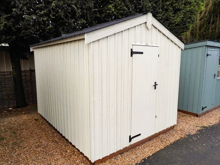 Peckover National Trust Shed - 2.4m x 3.0m (8ft x 10ft)