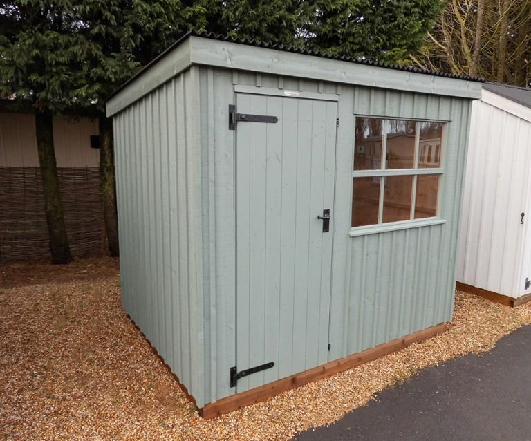 Oxburgh National Trust Shed - 1.8m x 2.4m (6ft x 8ft)