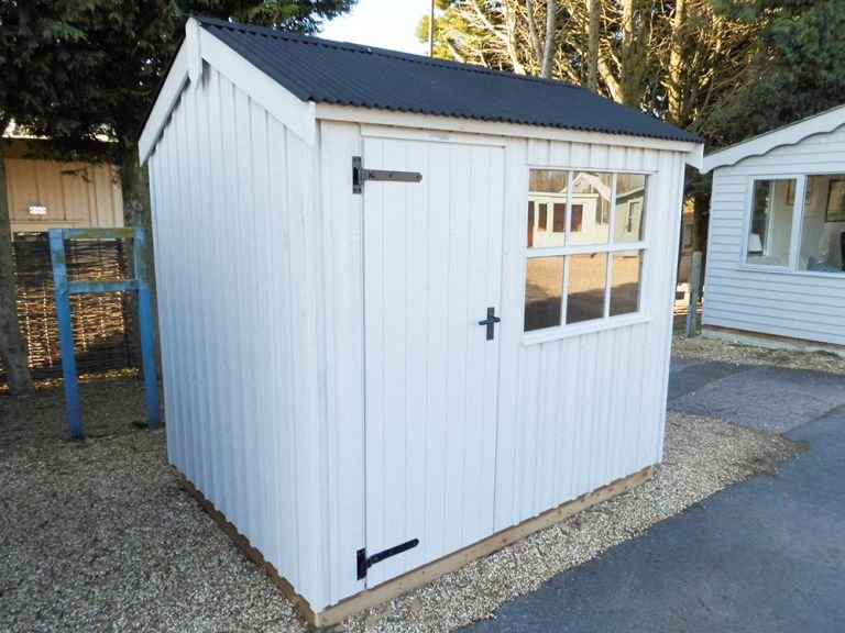 Felbrigg National Trust Shed - 1.8m x 2.4m (6ft x 8ft)