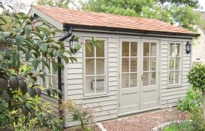 Apex Garden Room - Georgian windows