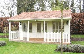 Pavilion Garden Room - CTA