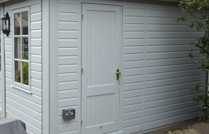 Garden Room external door