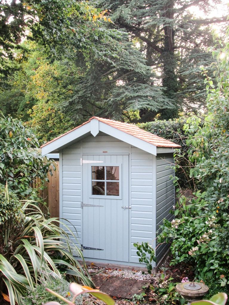 1.8 x 1.8m Superior Shed