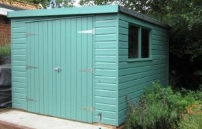 Classic Pent Garden Shed