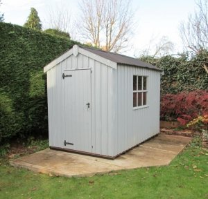 Peckover Shed