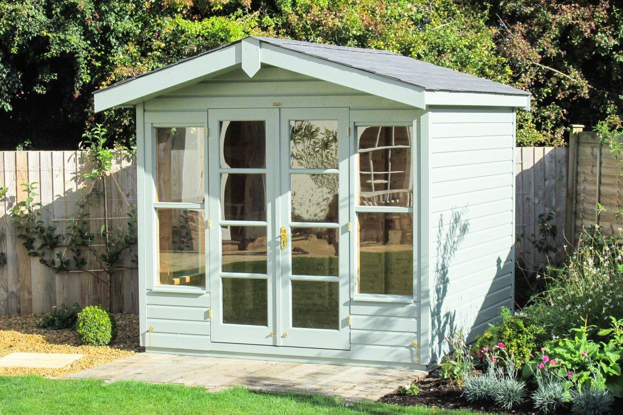 The Chalet-Style Blakeney Summerhouse