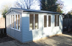 3.6 x 4.8m Holkham Summerhouse