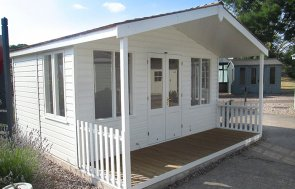 4.2 x 4.2m Morston Summerhouse Notts