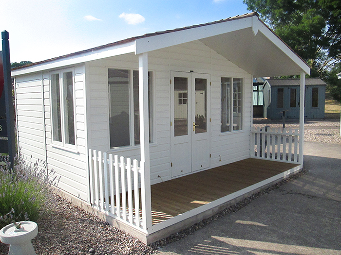 Morston Summerhouse - 4.2m x 4.2m (14ft x 14ft)
