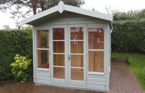 Blakeney Summerhouse in Valtti Sage