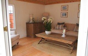 4.2 x 6.0 Hipped Roof Garden Room