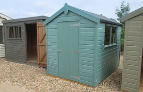 Classic Shed in Mint