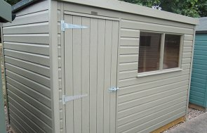 1.8 x 3.0 Classic Shed