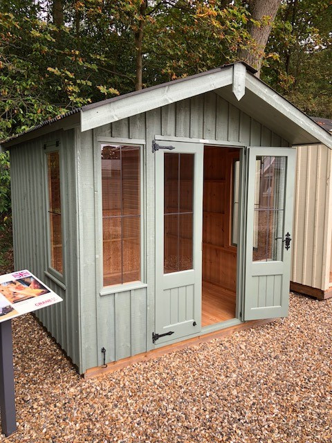 Ickworth National Trust Summerhouse - 2.4m x 2.4m (8ft x 8ft)
