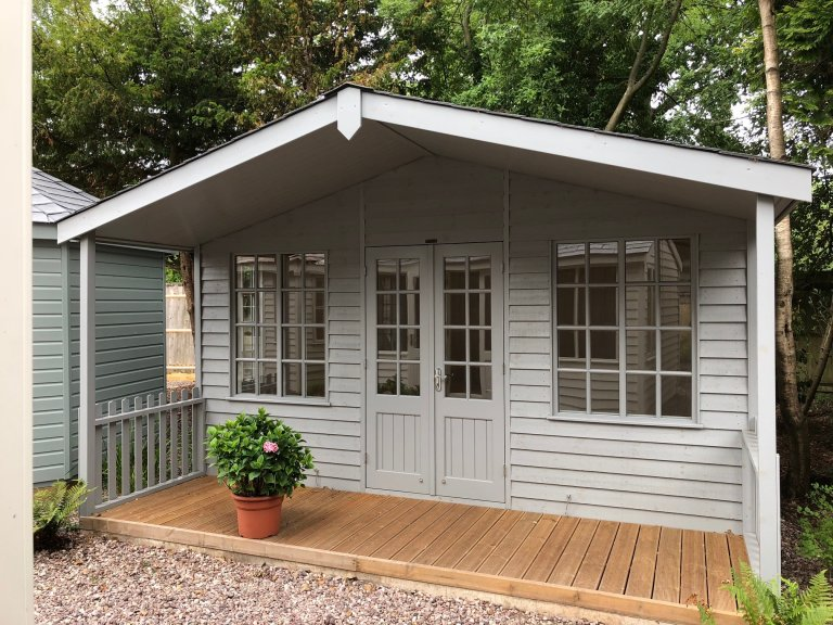 Morston Summerhouse - 4.2m x 4.2m (14ft x 14ft)