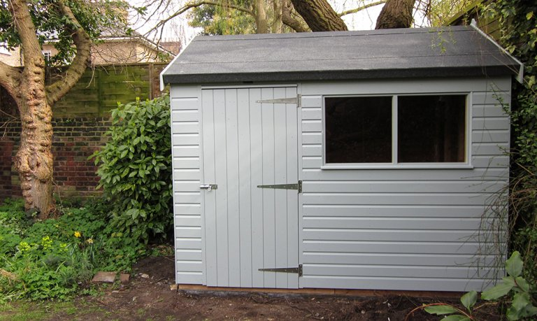 Superior Shed
