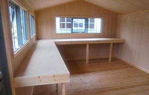 Newbury Superior Shed