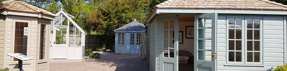 An Image of the Crane Garden Buildings Trentham Showsite