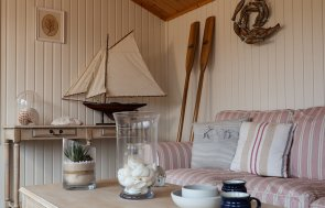 Holkham Summerhouse Interior