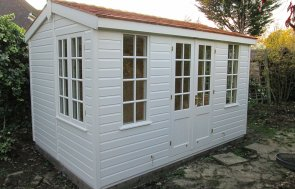 Holkham Summerhouse 2.4m x 3.6m