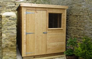 Classic Shed 1.8m x 3.0m