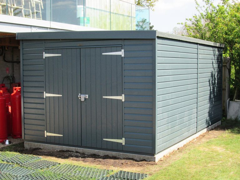 Superior Shed Slate 3.0 x 4.8m