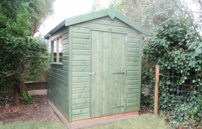 2.4 x 2.4m Superior Shed