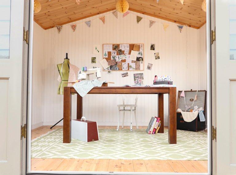 Binham Studio Interior