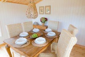 Morston Summerhouse Interior
