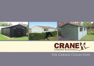 Crane Garden Buildings Garage Brochure