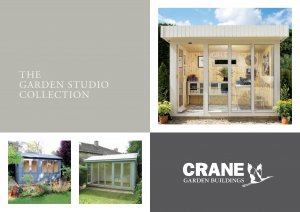 Crane Garden Buildings Garden Studio Brochure