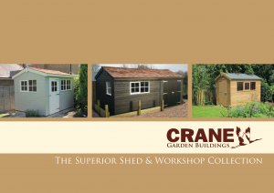Crane Garden Buildings Superior Shed Brochure