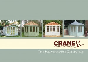 Crane Garden Buildings Summerhouse Brochure