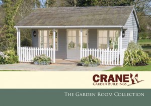 Crane Garden Buildings Garden Room Brochure