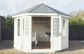 Wiveton Summerhouse Walkthrough