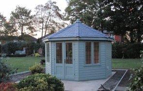 Wiveton Summerhouse