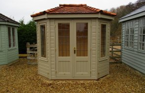 Wiveton Summerhouse at Narford