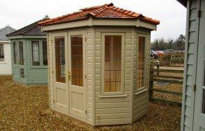 Wiveton Summerhouse at Narford