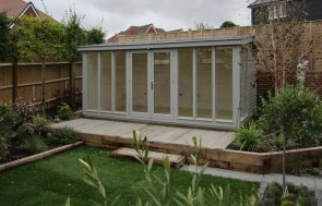Garden Studio in Pebble Grey